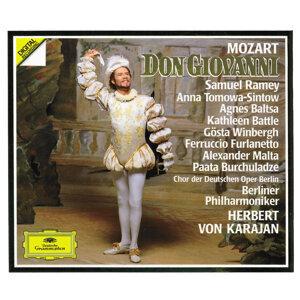 Herbert von Karajan,Berliner Philharmoniker,Chor der Deutschen Oper Berlin 歌手頭像