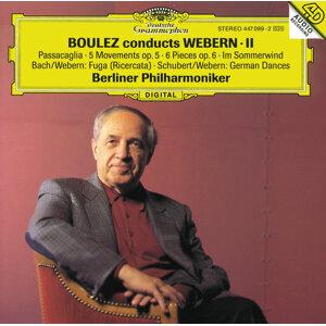 Pierre Boulez,Berliner Philharmoniker 歌手頭像