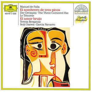 Seiji Ozawa,London Symphony Orchestra,Boston Symphony Orchestra,García Navarro 歌手頭像