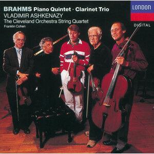 Vladimir Ashkenazy,The Cleveland Orchestra String Quartet,Stephen Geber 歌手頭像