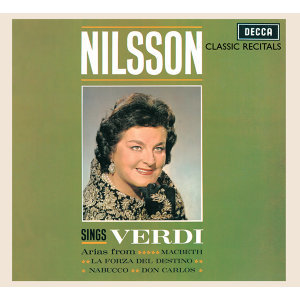 Orchestra of the Royal Opera House, Covent Garden,Argeo Quadri,Birgit Nilsson 歌手頭像