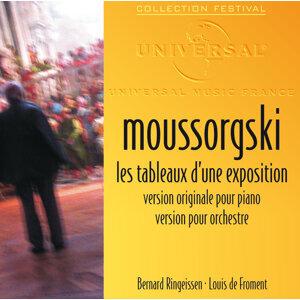 Louis de Froment,Bernard Ringeissen,(Grand) Orchestre Radio Tele Luxembourg 歌手頭像