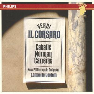 Jessye Norman,New Philharmonia Orchestra,José Carreras,Montserrat Caballé,Lamberto Gardelli 歌手頭像