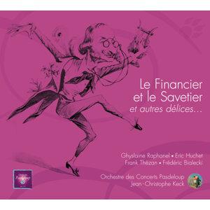 Jean-Christophe Keck,Ghyslaine Raphanel,Franck Thézan,Orchestre Pasdeloup,Eric Huchet,Frédéric Bialecki 歌手頭像