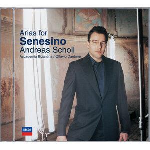 Andreas Scholl,Ottavio Dantone,Accademia Bizantina 歌手頭像