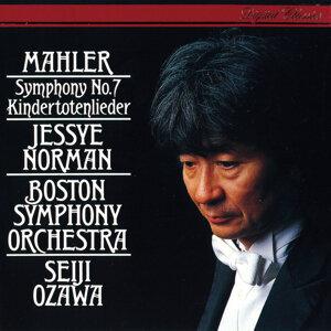 Jessye Norman,Boston Symphony Orchestra,Seiji Ozawa 歌手頭像