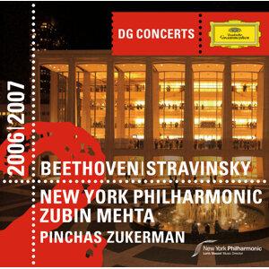 New York Philharmonic Orchestra,Zubin Mehta,Pinchas Zukerman 歌手頭像