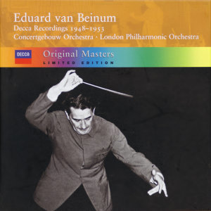 Concertgebouw Orchestra of Amsterdam,Eduard van Beinum,London Philharmonic Orchestra 歌手頭像