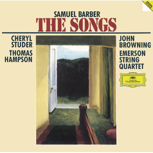 Emerson String Quartet,Thomas Hampson,John Browning,Cheryl Studer 歌手頭像
