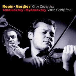 Valery Gergiev,Kirov Orchestra, St Petersburg,Vadim Repin 歌手頭像