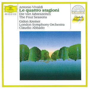 London Symphony Orchestra,Claudio Abbado,Gidon Kremer 歌手頭像