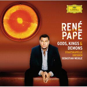 Sebastian Weigle,René Pape,Staatskapelle Dresden 歌手頭像