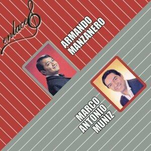 Armando Manzanero & Marco Antonio Muñiz 歌手頭像