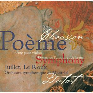 Orchestre Symphonique de Montréal,François Le Roux,Charles Dutoit,Chantal Juillet 歌手頭像
