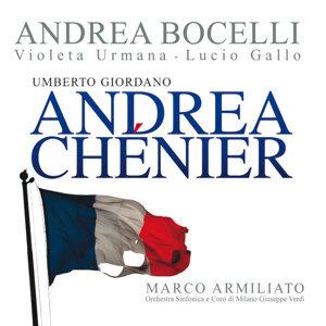 Lucio Gallo,Marco Armiliato,Orchestra Sinfonica di Milano Giuseppe Verdi,Violeta Urmana,Andrea Bocelli 歌手頭像