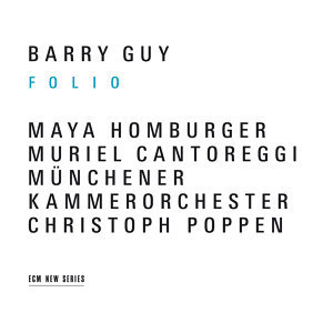 Münchener Kammerorchester,Christoph Poppen,Maya Homburger,Barry Guy,Muriel Cantoreggi 歌手頭像