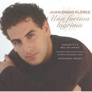 Orchestra Sinfonica e Coro di Milano Giuseppe Verdi,Riccardo Frizza,Juan Diego Flórez 歌手頭像