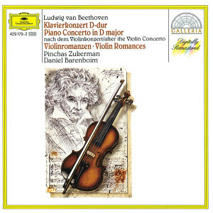 London Philharmonic Orchestra,English Chamber Orchestra,Daniel Barenboim,Pinchas Zukerman 歌手頭像