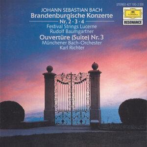 Münchener Bach-Orchester,Rudolf Baumgartner,Karl Richter,Festival Strings Lucerne 歌手頭像