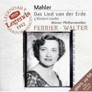 Bruno Walter,Julius Patzak,Wiener Philharmoniker,Kathleen Ferrier 歌手頭像