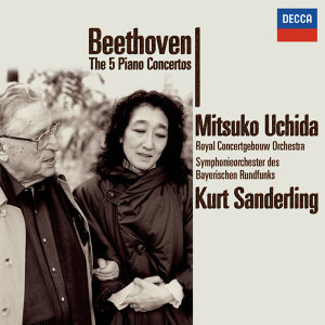 Kurt Sanderling,Royal Concertgebouw Orchestra,Orchestra of the Bavarian Radio,Mitsuko Uchida 歌手頭像
