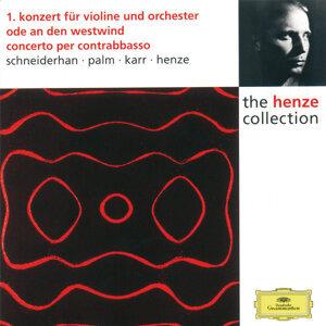 Hans Werner Henze,Wolfgang Schneiderhan,Gary Karr,Siegfried Palm 歌手頭像