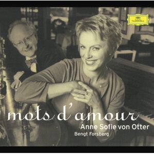 Anne Sofie von Otter,Bengt Forsberg,Peter Jablonski,Nils-Erik Sparf 歌手頭像