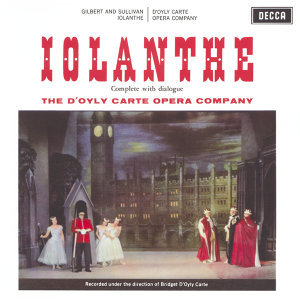 Isidore Godfrey,The D'Oyly Carte Opera Company,The New Symphony Orchestra Of London 歌手頭像