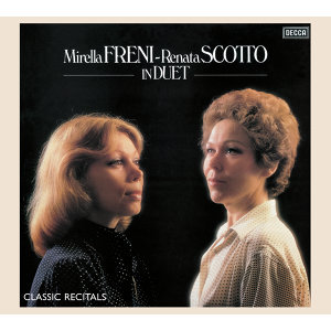 Mirella Freni,The National Philharmonic Orchestra,Lorenzo Anselmi,Renata Scotto 歌手頭像