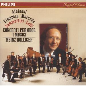 I Musici,Heinz Holliger 歌手頭像