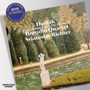 Sviatoslav Richter,Borodin Quartet 歌手頭像