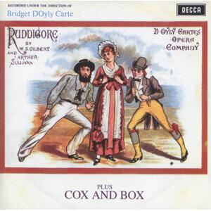 Orchestra of the Royal Opera House, Covent Garden,The D'Oyly Carte Opera Company,Isidore Godfrey 歌手頭像