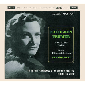 London Philharmonic Orchestra,Kathleen Ferrier,Sir Adrian Boult 歌手頭像