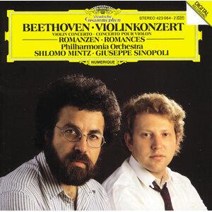 Shlomo Mintz,Giuseppe Sinopoli,Philharmonia Orchestra 歌手頭像