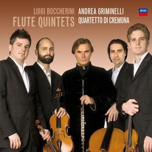 Quartetto di Cremona,Andrea Griminelli 歌手頭像