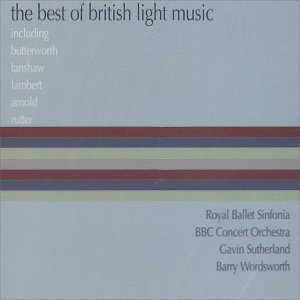 BBC Concert Orchestra,Royal Ballet Sinfonia,Barry Wordsworth,Gavin Sutherland 歌手頭像
