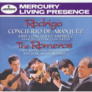 San Antonio Symphony Orchestra,Victor Alessandro,Los Romeros 歌手頭像