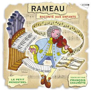 Ensemble Les Nieces De Rameau,Olivier Baumont,Martial Morand,francois Chaumette 歌手頭像
