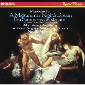 Sir Neville Marriner,The Ambrosian Singers,Ann Murray,Philharmonia Orchestra,Arleen Augér 歌手頭像