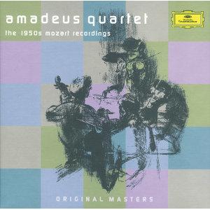 Cecil Aronowitz,Amadeus Quartet 歌手頭像