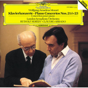London Symphony Orchestra,Claudio Abbado,Rudolf Serkin 歌手頭像