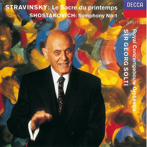 Sir Georg Solti,Royal Concertgebouw Orchestra 歌手頭像