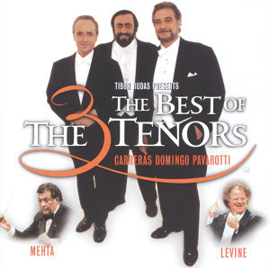 James Levine,Plácido Domingo,Zubin Mehta,Luciano Pavarotti,José Carreras 歌手頭像