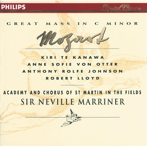 Academy of St. Martin  in  the Fields Chorus,Academy of St. Martin in the Fields,Sir Neville Marriner,Robert Lloyd,Anthony Rolfe Johnson,Anne Sofie von Otter,Kiri Te Kanawa 歌手頭像