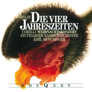 Stuttgarter Kammerorchester,Werner Krotzinger,Karl Münchinger,Jean-Pierre Rampal 歌手頭像