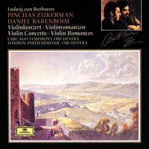 Chicago Symphony Orchestra,London Philharmonic Orchestra,Pinchas Zukerman,Daniel Barenboim 歌手頭像