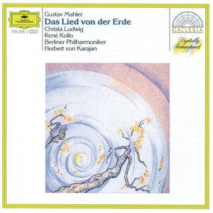 Herbert von Karajan,Christa Ludwig,René Kollo,Berliner Philharmoniker 歌手頭像