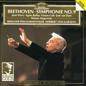 Agnes Baltsa,Berliner Philharmoniker,Vinson Cole,Herbert von Karajan,José van Dam,Wiener Singverein,Janet Perry 歌手頭像