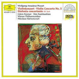 Wiener Philharmoniker,Nikolaus Harnoncourt 歌手頭像