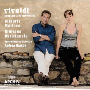 Giuliano Carmignola,Viktoria Mullova,Venice Baroque Orchestra,Andrea Marcon